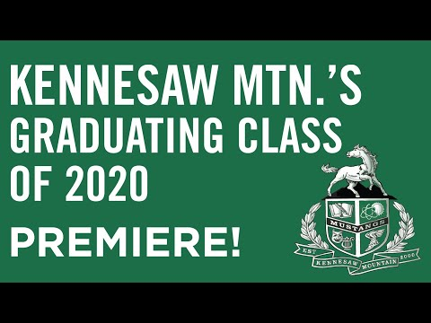 Kennesaw Mountain High School's Class of 2020 Celebration