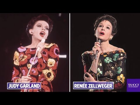 Renée Zellweger talks about playing Judy Garland Mp3