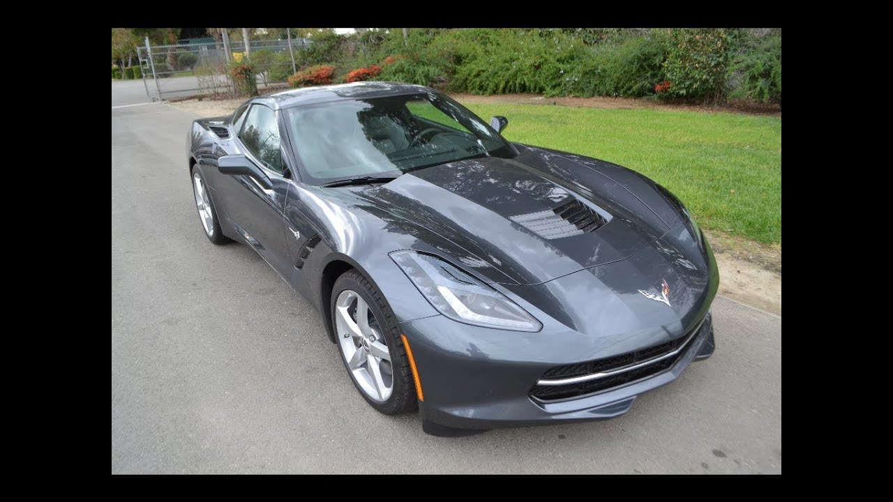2014 Corvette Stingray For Sale >> SOLD - 2014 Cyber Gray Corvette for sale by Corvette Mike ...
