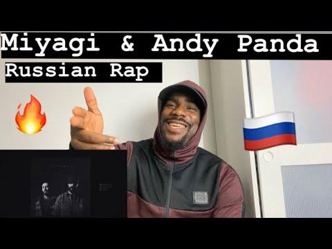 🇷🇺 *RUSSIAN RAP REACTION* Miyagi \u0026 Andy Panda - Kosandra (Official Audio) 💥💣💯🇷🇺