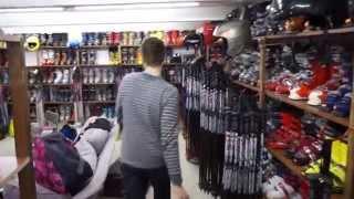 видео Купить лыжи в Москве