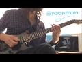 Spoonman, Soundgarden cover by Paolo Panzarino video & mp3