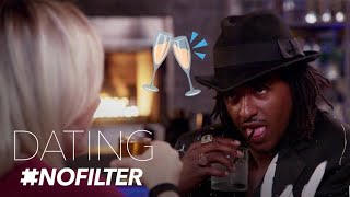 Jessie & Bijan Cheers to Quite a Lot | Dating #NoFilter | E!