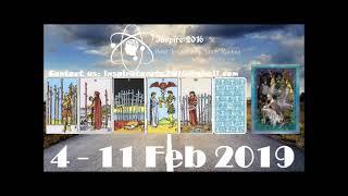 Virgo Weekly Tarot Reading 4 11 February 2019 Aquarius New Moon