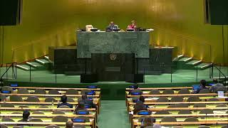 Pakistan on India,--- first right to reply in UN