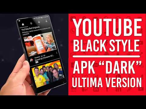 youtube red apk 2018 black