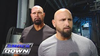 Luke Gallows & Karl Anderson announce their in-ring debut against The Usos: SmackDown, Apr. 21, 2016