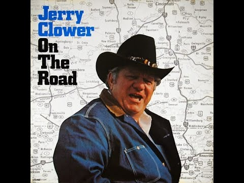 Jerry Clower ~ On The Road ~ Selections ~ 1977