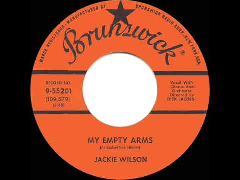 1961 HITS ARCHIVE: My Empty Arms - Jackie Wilson mp3