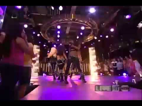 Girlicious - Like Me (Live Much Music HQ)
