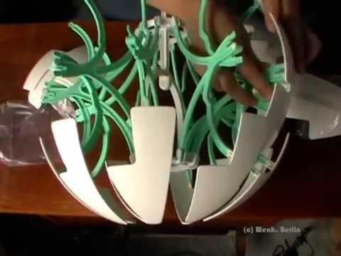 ikea lampe ps 2014 montage youtube - Suspension Origami Ikea