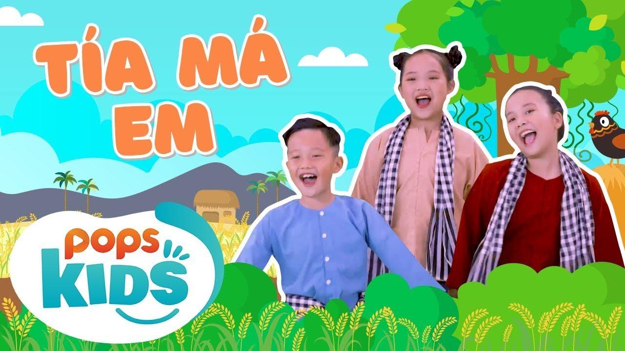 Mầm Chồi Lá Tập 148 - Tía Má Em - Nhạc Thiếu Nhi Sôi Động | Vietnamese Kids Song