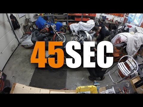 45 SECONDS by H&D-Doctor's Berlin