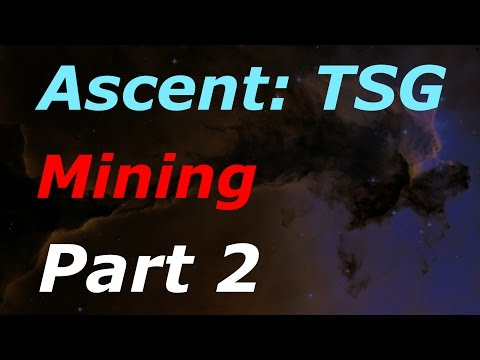 Ascent: The Space Game - Mining efficiently (part 2)