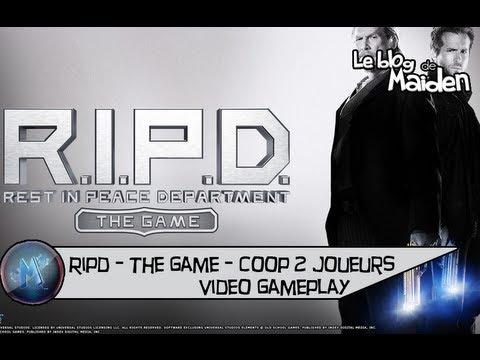 R.I.P.D. The Game - Vidéo Gameplay HD - Coop 2 joueurs
