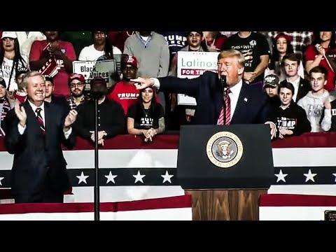 Trump Fans Cheer As Coronavirus Hits Blue States