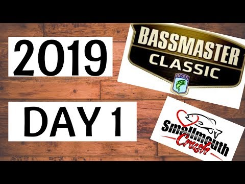 Bassmaster Classic 2019 Knoxville, Tennessee - BASS
