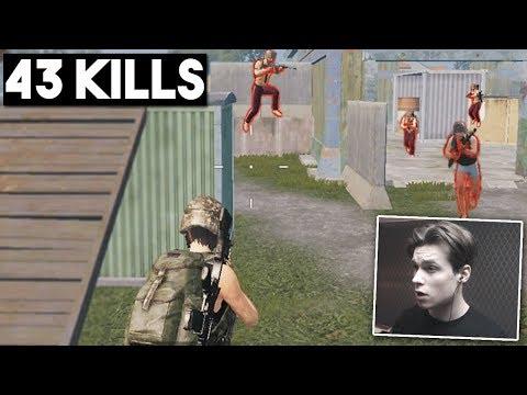 NEW GAME MODE On NEW MAP!! | 43 KILLS Vs SQUADS | PUBG Mobile 🐼