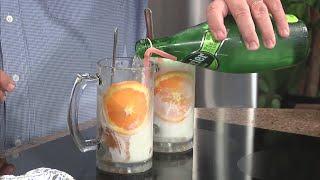 Abingdon Olive Oil Finishes the Menu with Cream Soda