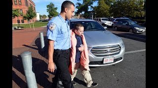 Missing Springfield boy reunited with family after being found safe in Forest Park