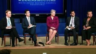 Startup America Young Entrepreneurs Panel