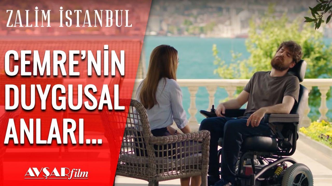 Cemre'nin Duygusal Anları, Deliriyorum Galiba😢 - Zalim İstanbul 9. Bölüm