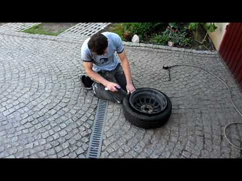 "Streching 175/50/15 Hankook on 7"" wheel"