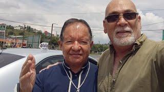 Con el buen Maestro Rostro Weidman