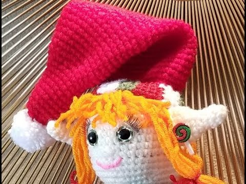 Baby Knitting Patterns Amigurumi doll in butterfly costume - FREE ... | 360x480