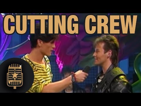 Cutting Crew introduction • Celebrity Interviews