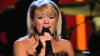 Carrie Underwood AMA Medley