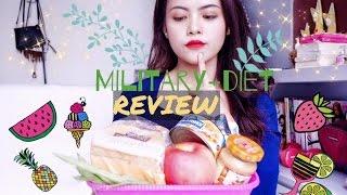 DIET MUDAH CUMA 3 HARI + REVIEW MILITARY DIET!!!!!  - RELITA LESTARIA (BAHASA)