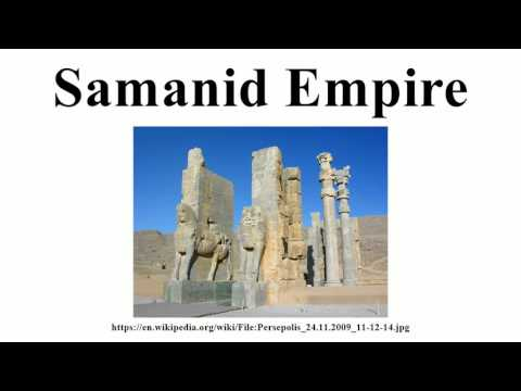 Samanid Empire