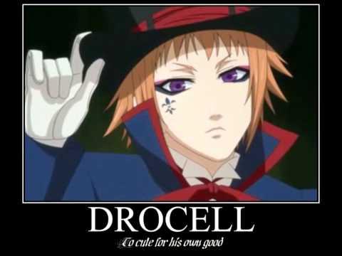 Drocell Still Doll