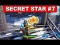 WEEK 7 SECRET BATTLE STAR SEASON 7 LOCATION! - Fortnite Battle Royale (Snowfall Challenges)