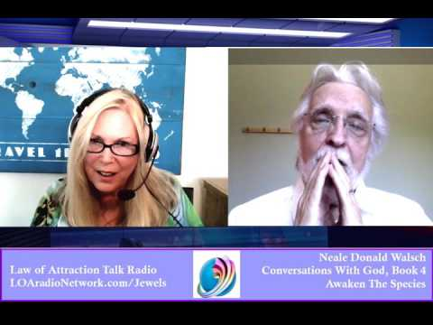 Neale Donald Walsch has an Vital Message for The World