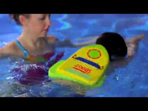 "Video: Zoggs ""Jet Pack 3 in 1"" Swimming Aid"