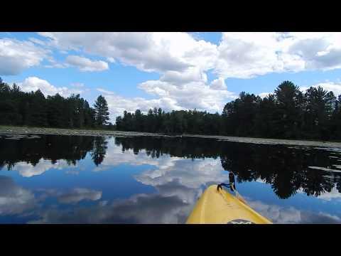 Quiet kayaking