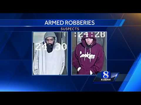 Semi-truck driver reports armed robbery in Marina