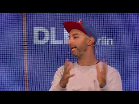 Business Ideas For The Future (Ijad Madisch & Seabstian Matthes) | DLD Berlin 17