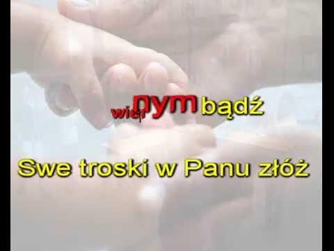 Hymn ŚDM  - Kraków - 2016 - karaoke