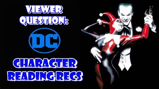 Viewer Question: DC Comics Cha…