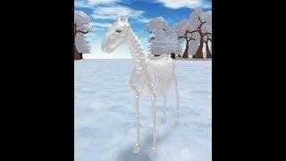 Skeletal Horse! [Horse World] - Roblox