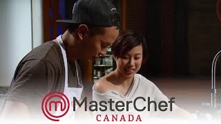 'Bring Your Family To The Kitchen' Day (MasterChef Canada S5)