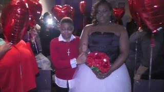 Jada & Kiea Fields Wedding