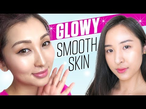 How to Get Glowy & Smooth Skin ☀️ Glass Skin Care [Summer 2018]