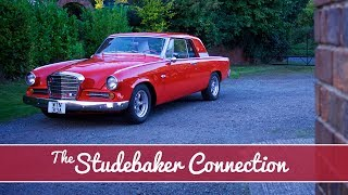 The Studebaker Connection - 1963 Studebaker GT Hawk Avanti R2 and 1964 Studebaker GT Hawk 289