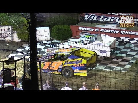 358 Modifieds - 9/9/2017 - Grandview Speedway