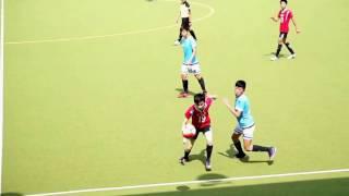 蒙民偉2017學界四強 (上半場)