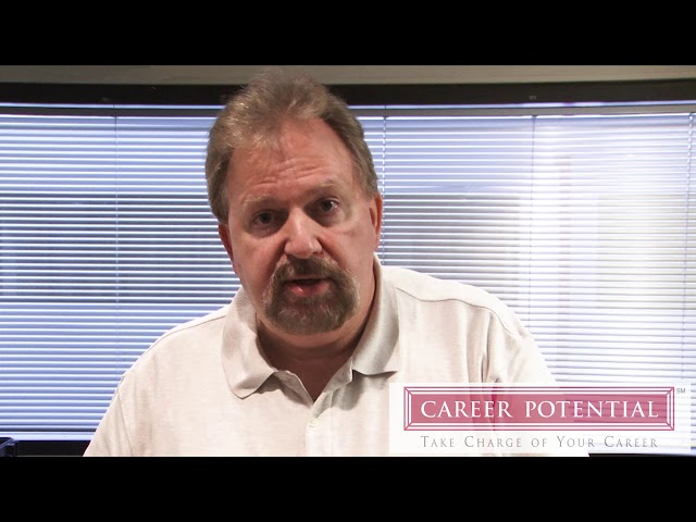 Career Coach Ford R. Myers – Career Potential, LLC - Our Clients Say it Best!